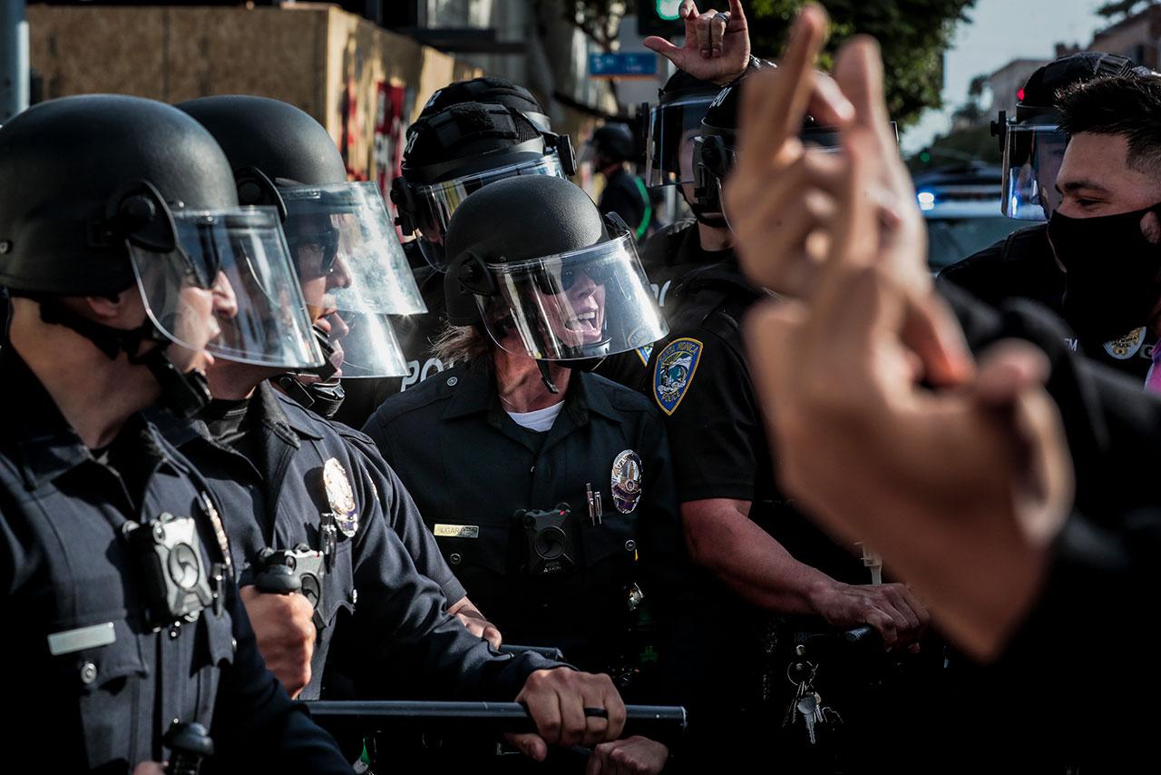 EU se prepara para posibles protestas tras el fallo del juicio de George Floyd