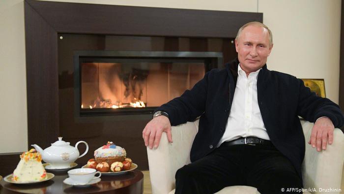 Putin acusa a Occidente de mentir sobre historia de II Guerra Mundial