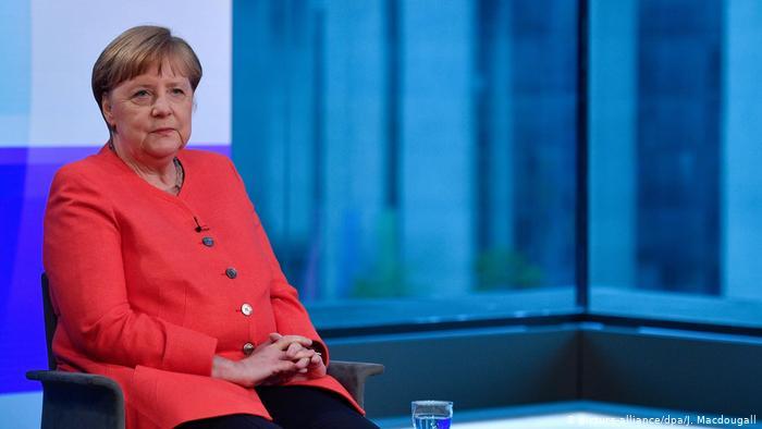 El asesinato de George Floyd fue un acto de racismo: Angela Merkel