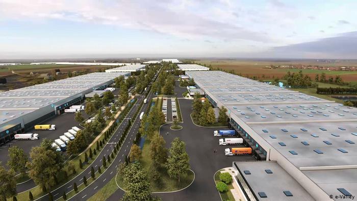 Una antigua base militar en Francia será el mayor centro logístico de Europa