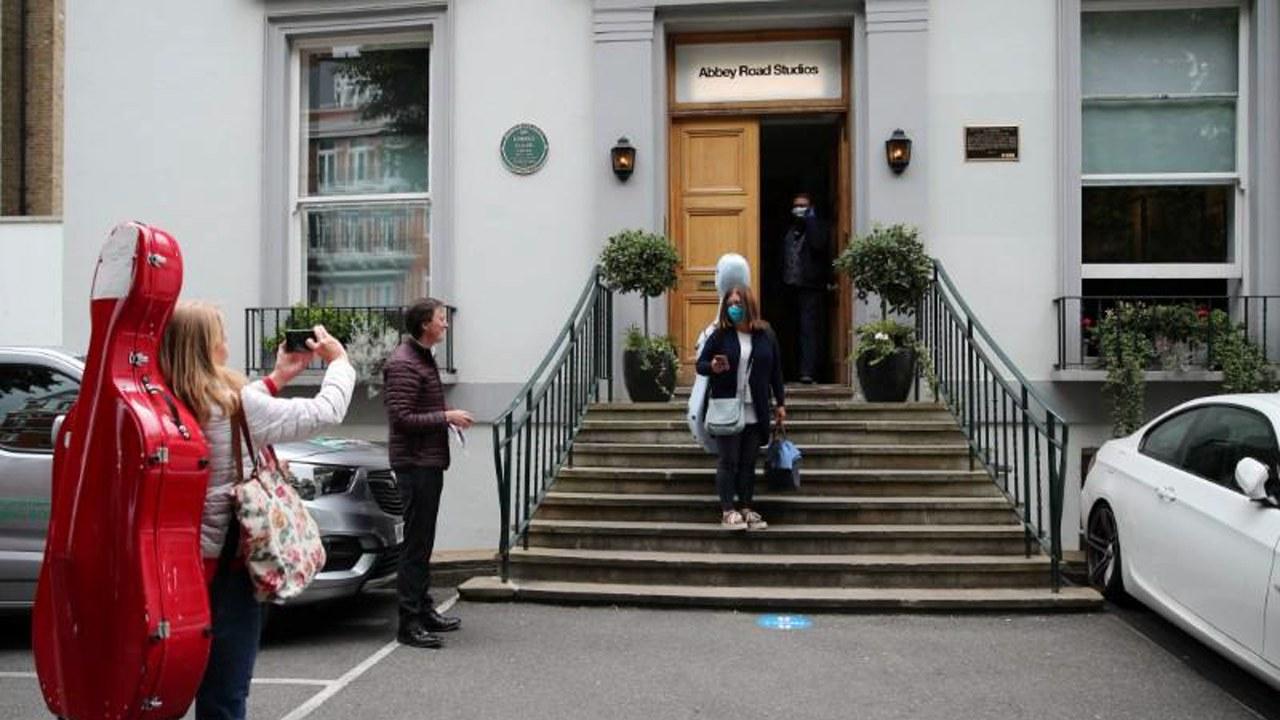El arte no para: Abbey Road Studios reabre tras cierre por coronavirus