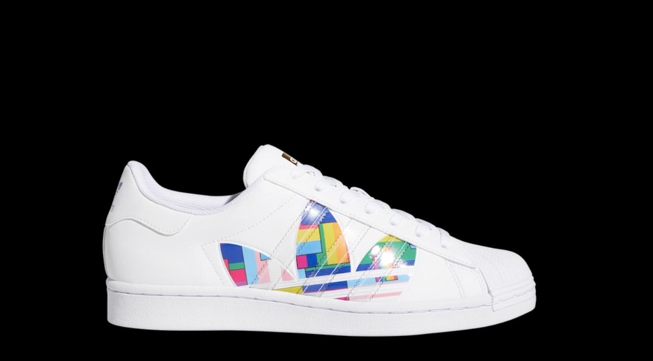 Adidas se pone Pride y lanza colección en apoyo a la diversidad