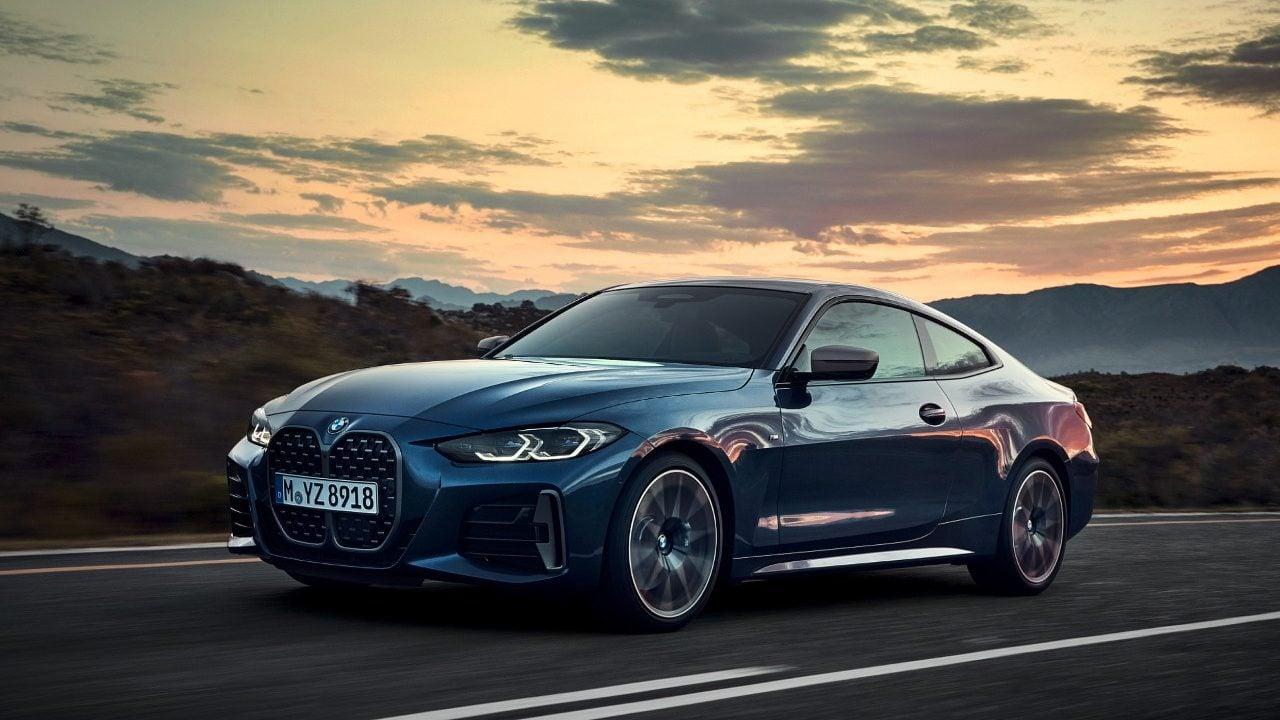 Así es el BMW Serie 4 Coupé, más deportivo que nunca