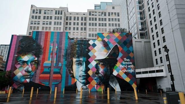 Bob Dylan nuevo álbum