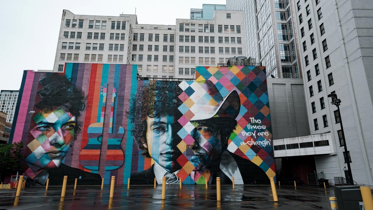 """Bob Dylan habla sobre su nuevo álbum """"Rough and Rowdy Ways"""""""
