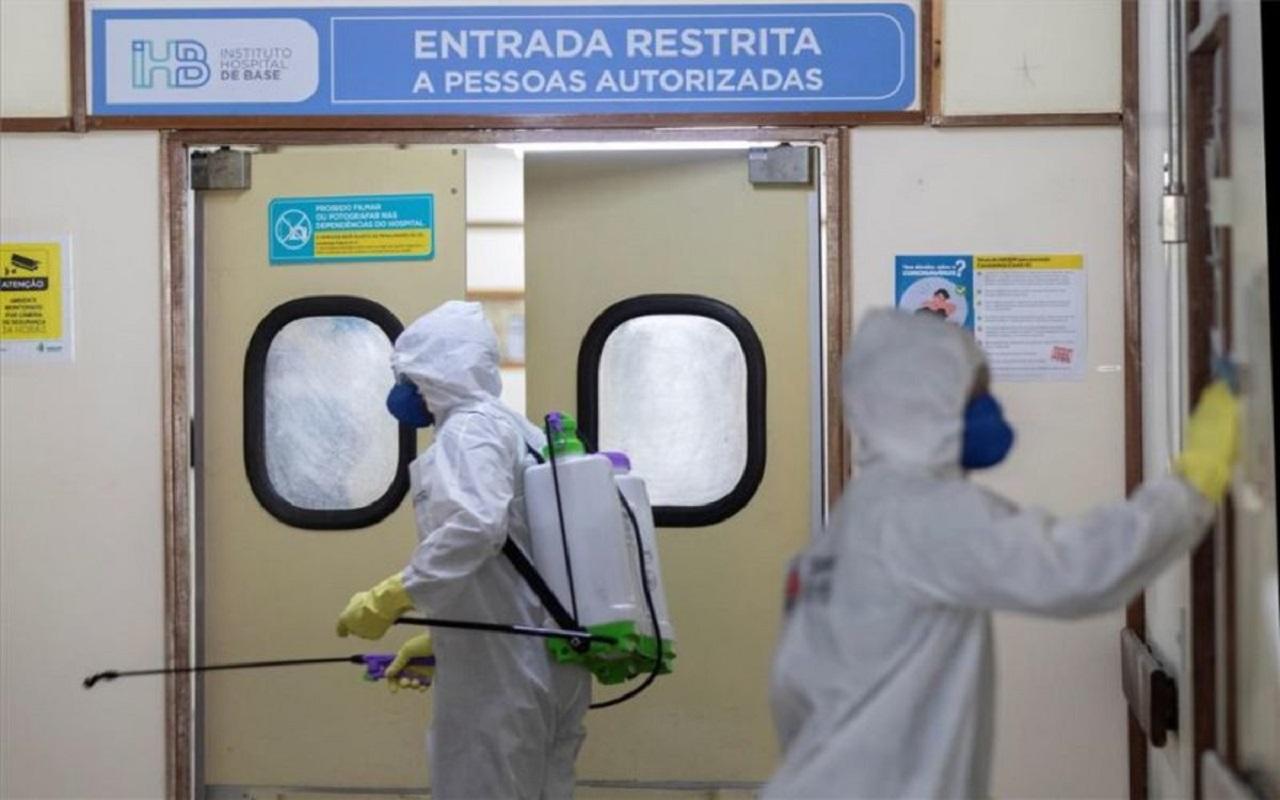 Brasil supera los ocho millones de casos confirmados de COVID-19