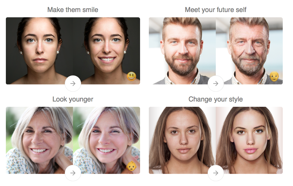 Con la nueva FaceApp puedes cambiar de sexo a riesgo de 'entregar' tu privacidad