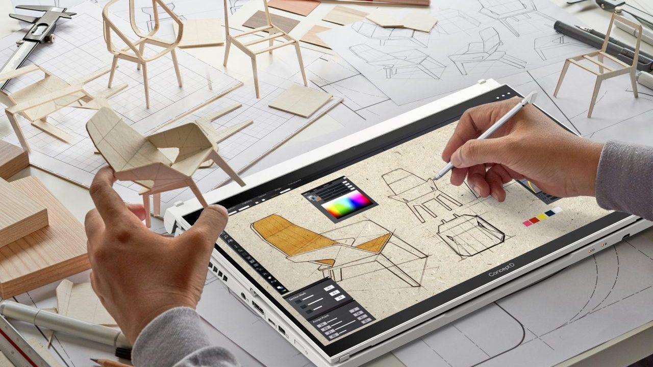 Esta es la nueva laptop de Acer para creadores de contenido