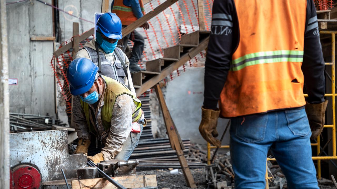Sector construcción estima 140 mil empleos perdidos en 2020