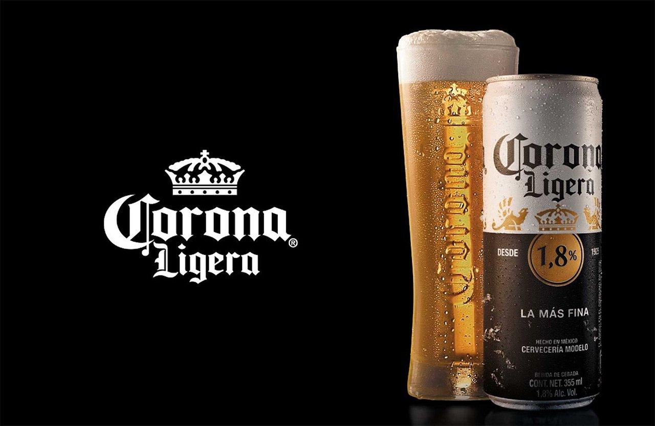 Llega Corona Ligera: El sabor más fino con 1.8% de alcohol