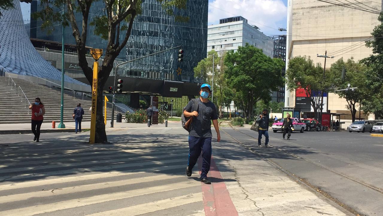Covid-19 avanza a su máximo apogeo en México: sana distancia es la mejor opción, advierte OMS