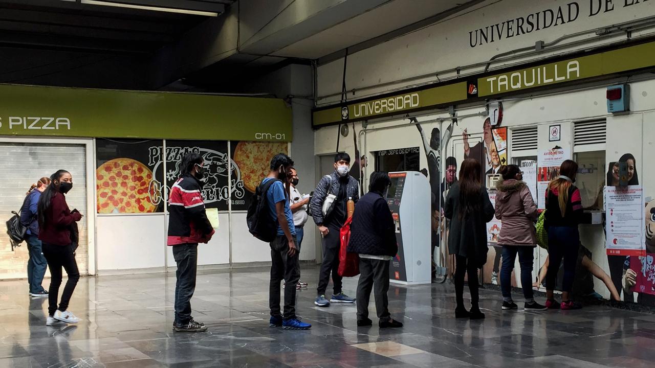 Trabajos para línea 3 del Metro, al 40%; prevén regreso el 1 de febrero