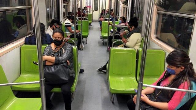 Coronavirus Metro universidad transporte publico