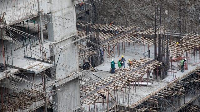 Coronavirus: regreso a la nueva normalidad. Construcción. Foto: Fernando Luna Arce / Forbes México