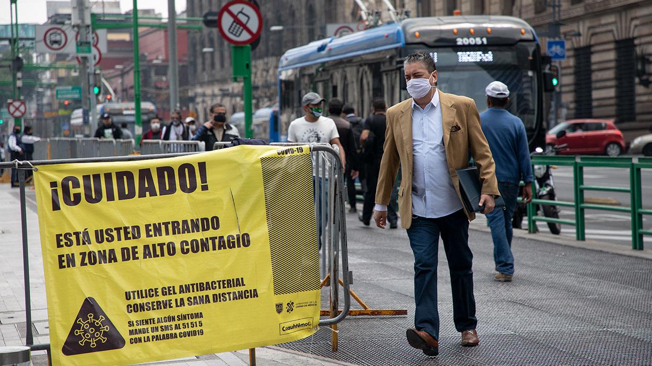 Coronavirus regreso a la nueva normalidad.