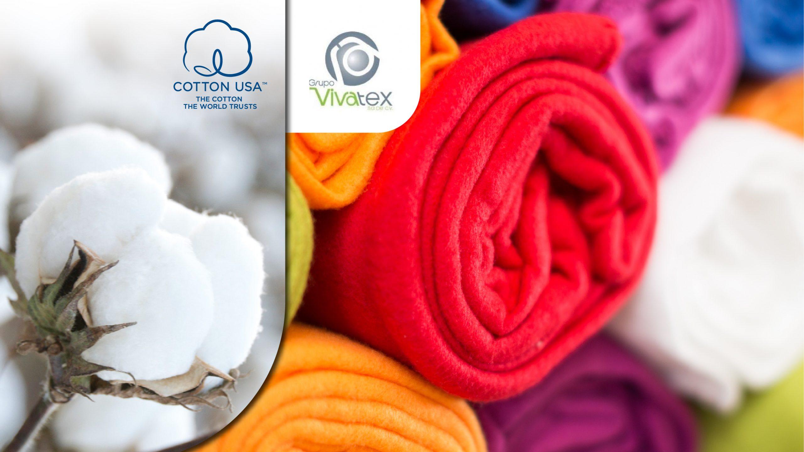 COTTON USA y Grupo Vivatex: un tejido firme a favor del medio ambiente