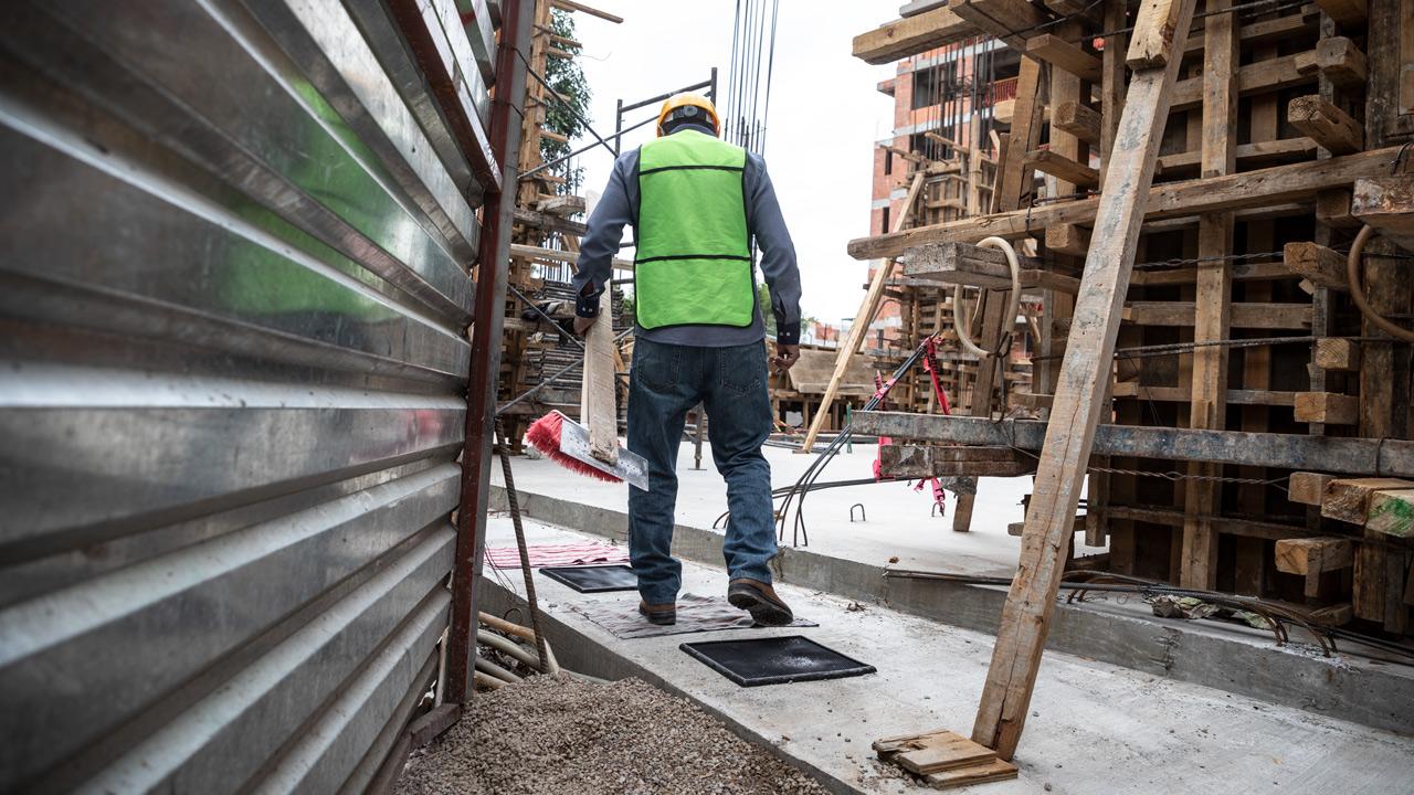 Construcción en México caería hasta 10% este año por el coronavirus