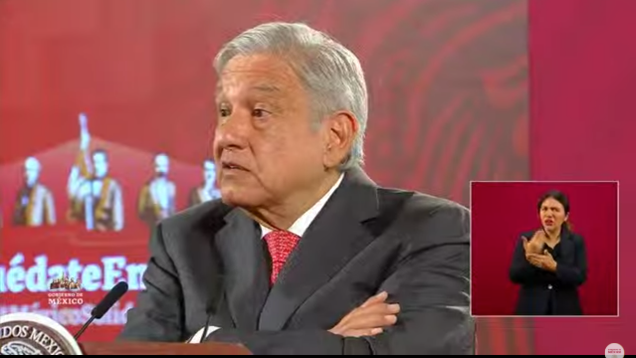 AMLO arremete contra el  INE: es el más caro del mundo y no garantiza elecciones limpias
