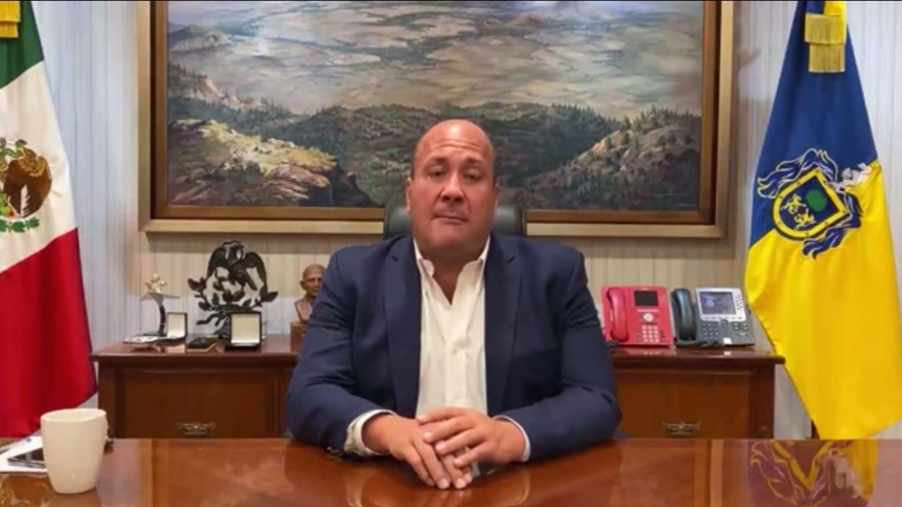 Alfaro responsabiliza a AMLO por violencia en manifestaciones, tras muerte de Giovanni López