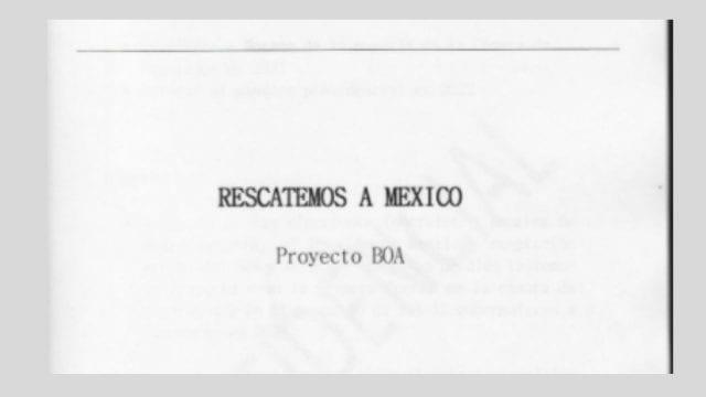 Proyecto BOA