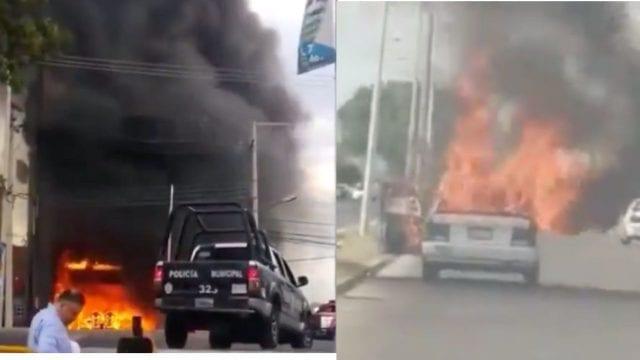 Violencia en Guanajuato