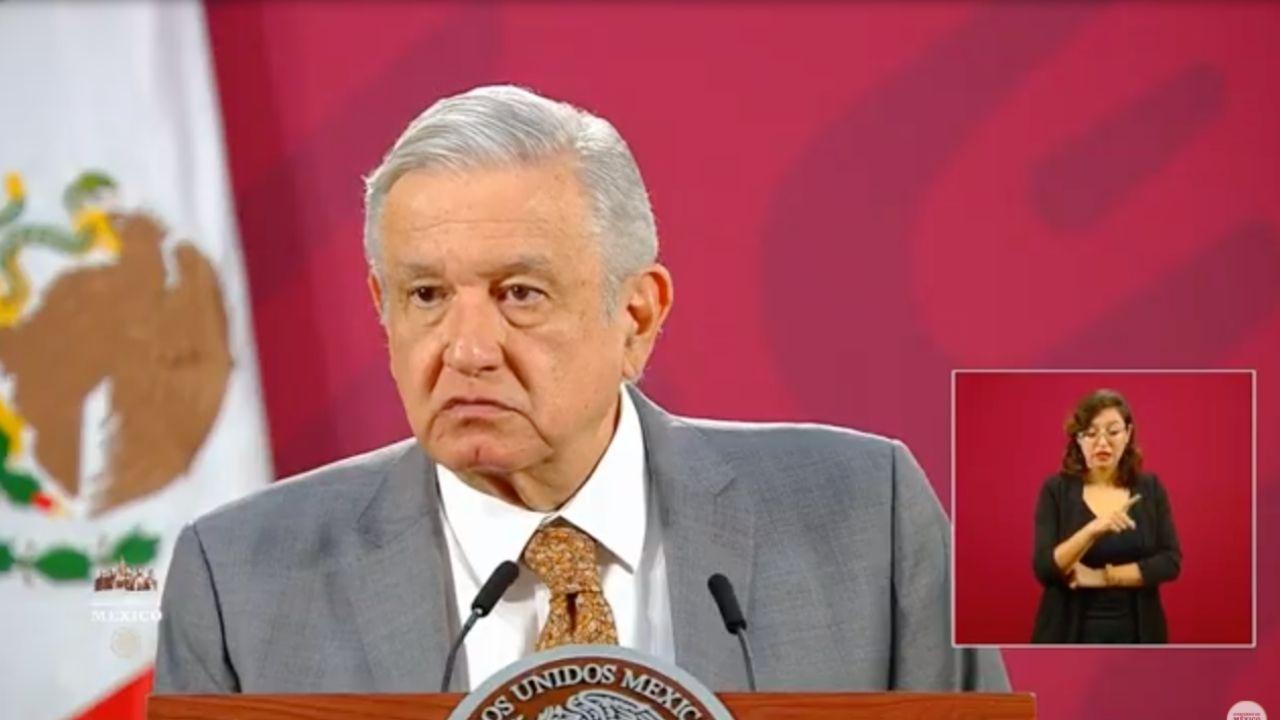 'Inconformes con Tren Maya son conservadores de la academia', acusa AMLO