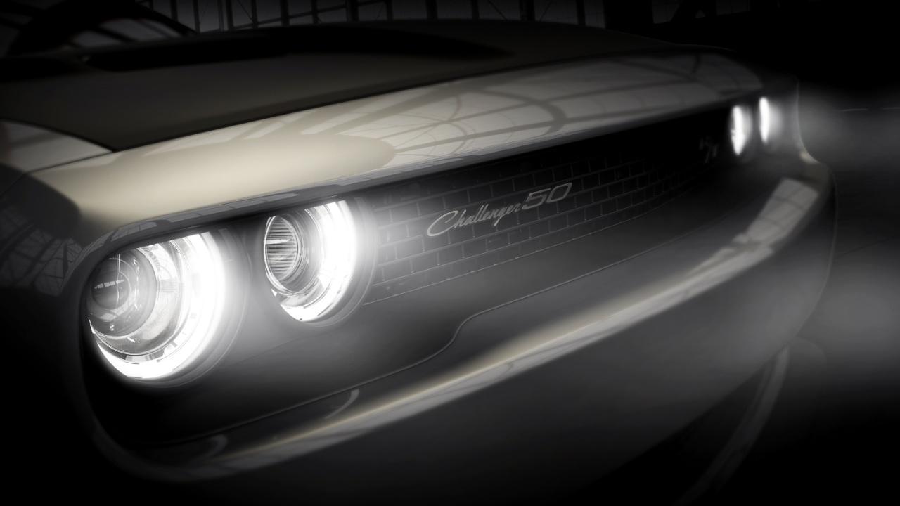 Dodge Challenger, el icónico muscle car, celebra 50 años con esta sorprendente edición