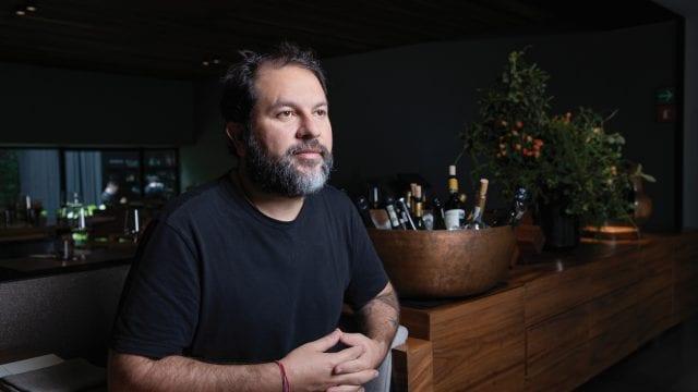 Enrique Olvera Chef Forbes Life Especial