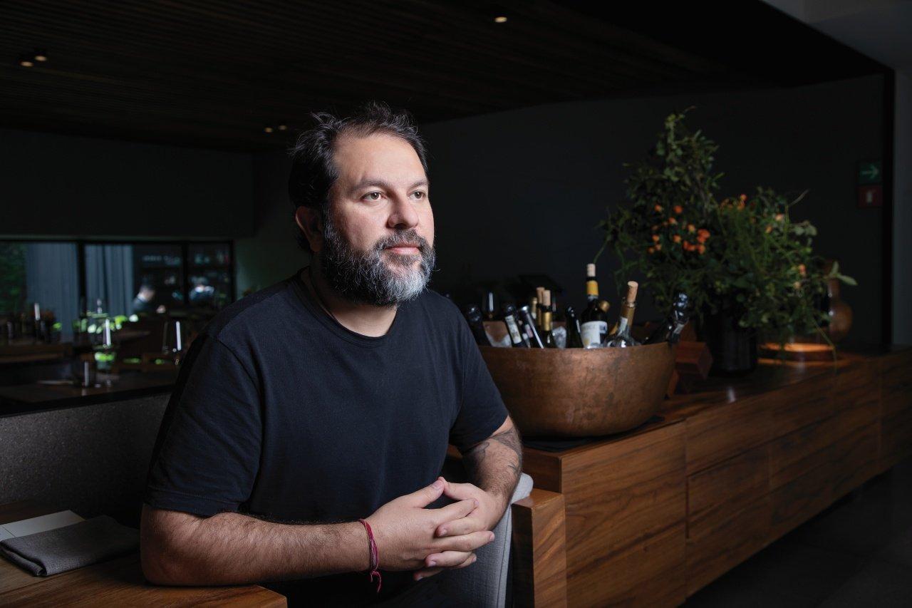Emblemático: Enrique Olvera comparte motivaciones para nutrir el alma
