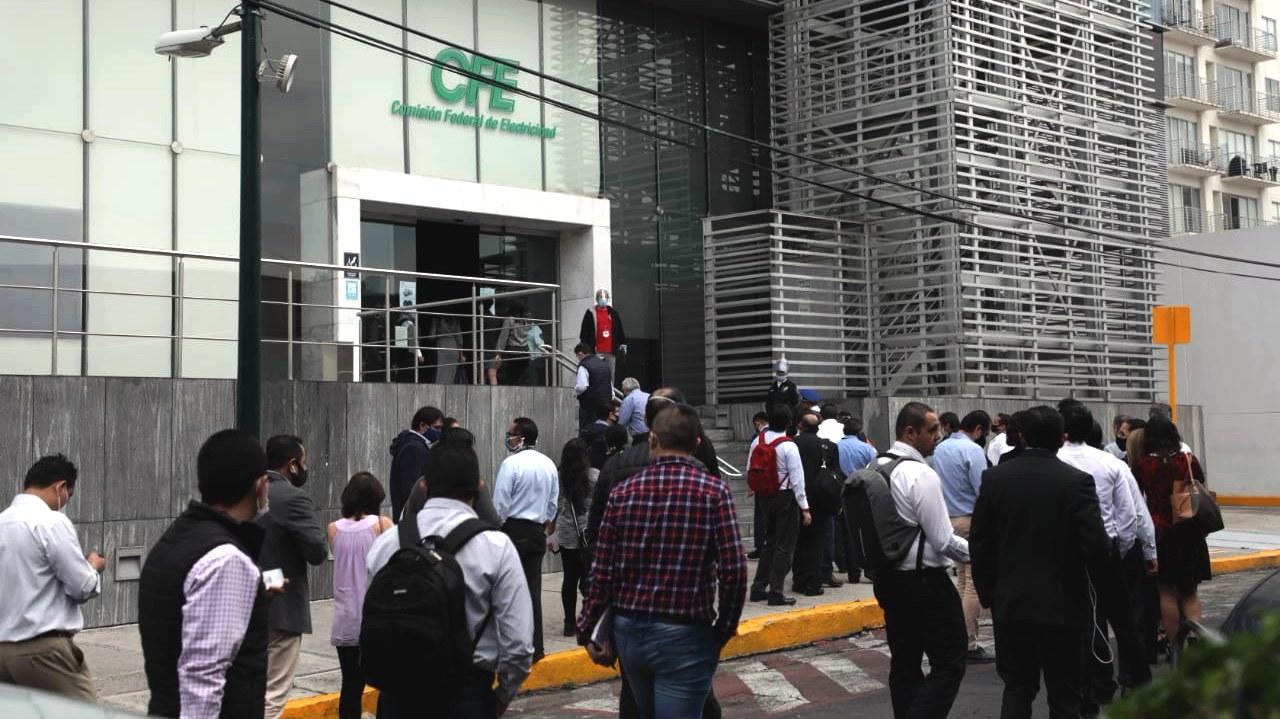 Sismo deja sin luz a 1.9 millones de usuarios; CFE reestablece servicio al 93%