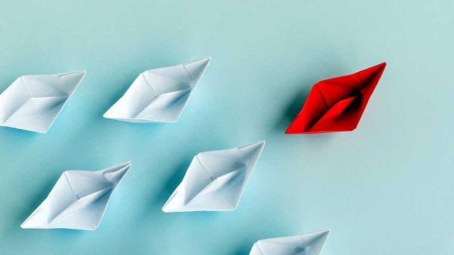 Liderazgo Leadership Concept