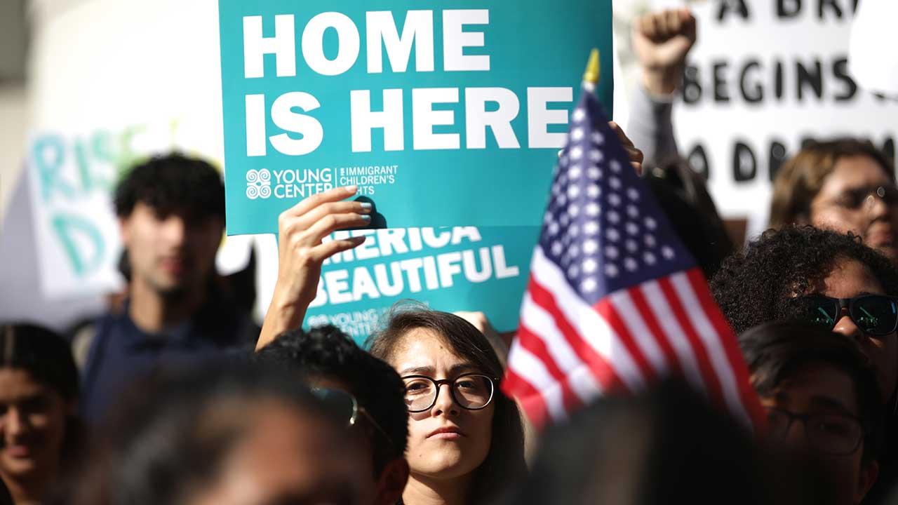 Los 'Dreamers' dependen del tablero político en Estados Unidos