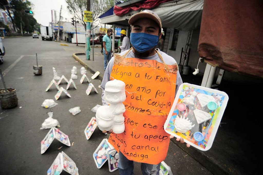 Fairs Workers Ask Help To People Amid Coronavirus Pandemic