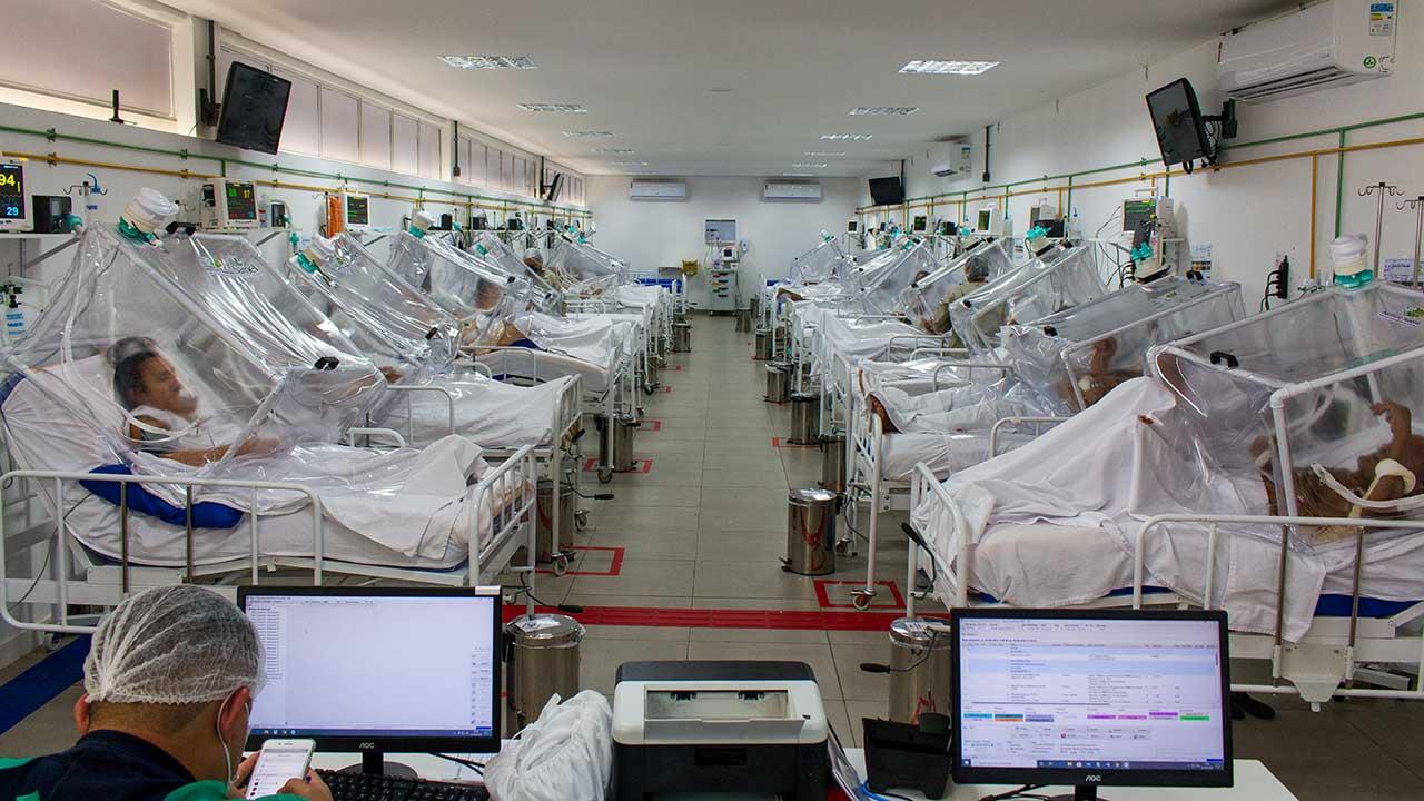 Casos por covid-19 ya superan 13 millones en el mundo