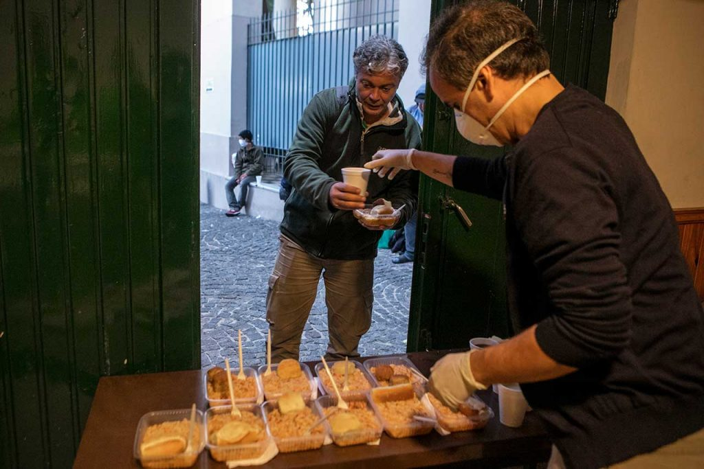 Coronavirus Lockdown Continues in Argentina