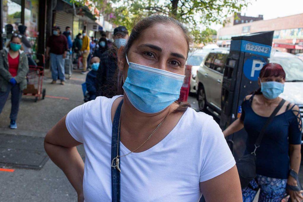 Coronavirus Daily life in New York during the COVID-19 pandemic