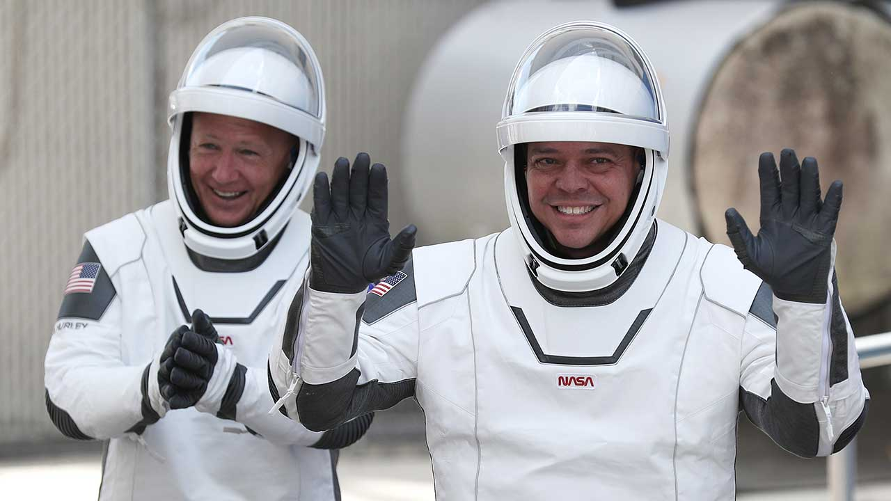José Fernández: el diseñador mexicano que creó los trajes de SpaceX