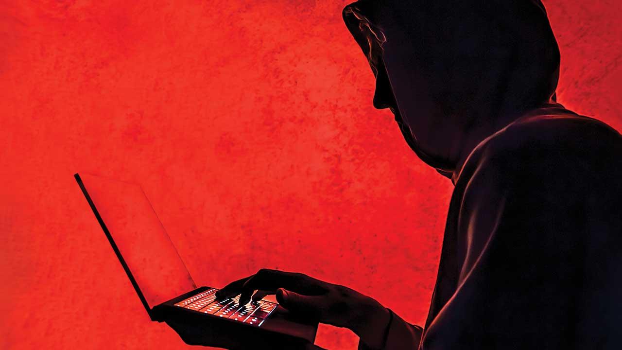 Policia Cybernética Cyber Hacker