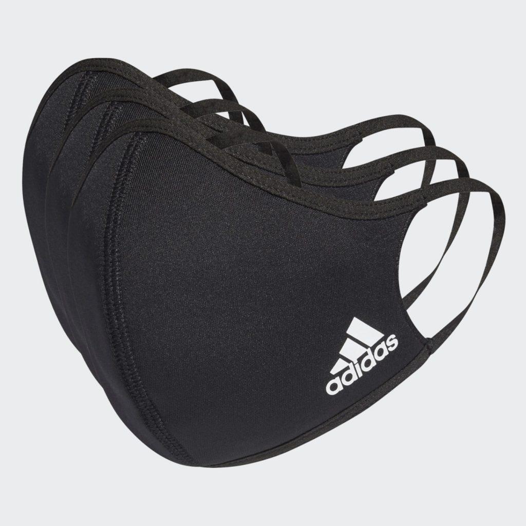 cubrebocas Adidas
