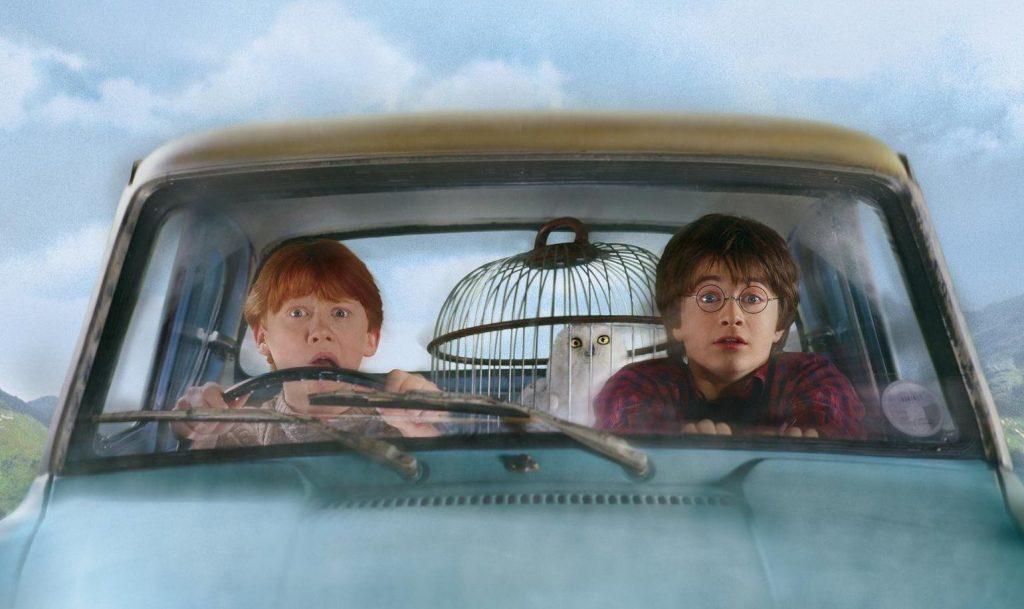 Harry Potter estenos Netflix Julio