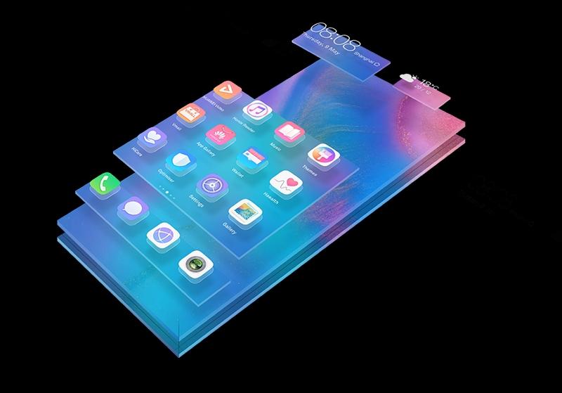 Huawei aplicaciones