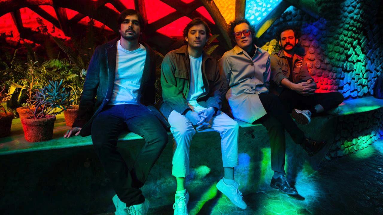 """Monmarte presenta su nuevo álbum """"La Película del Sol"""""""