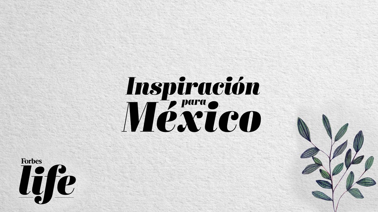 Natalia Lafourcade, Enrique Olvera, Isaac Hernández y Valeria Luiselli son Inspiración para México