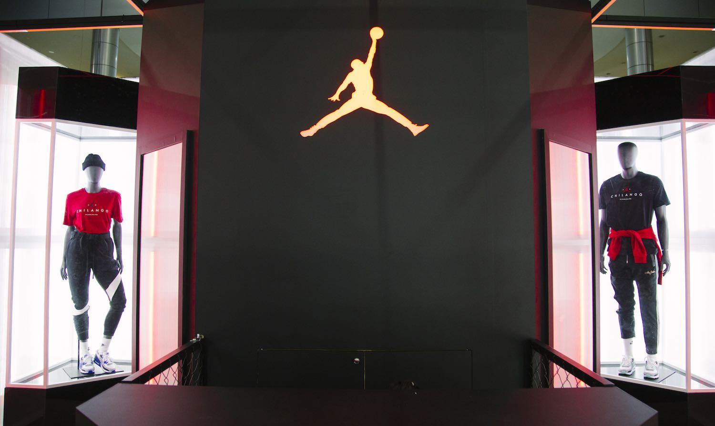 Jordan Nike chilango