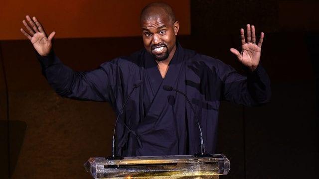 Kanye West presidencia de Estados Unidos