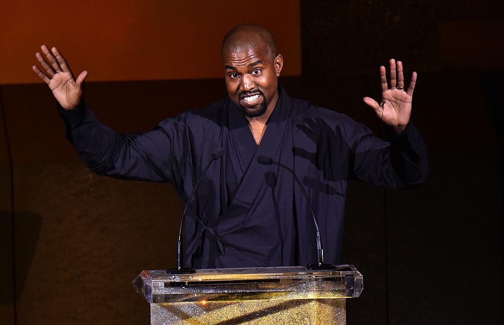 Kanye West se destapa: 'Me postulo para presidente de Estados Unidos'