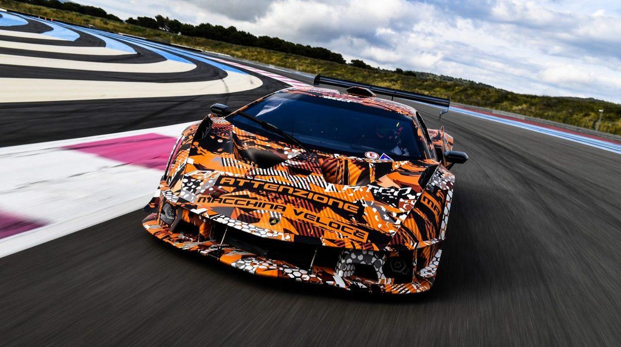 Lamborghini SCV12, el hypercar que llega para conquistar cualquier circuito