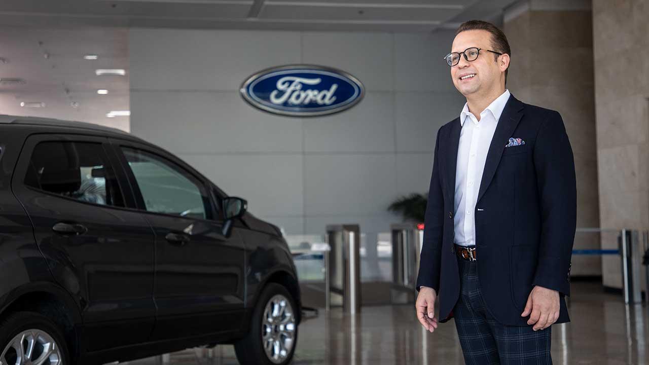 Ford cumple 95 años en México con una nueva cara