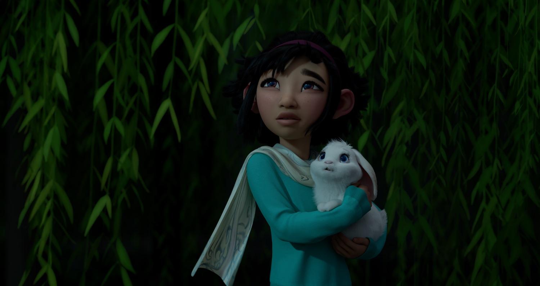 Netflix presenta 'Más allá de la luna', su nueva película animada