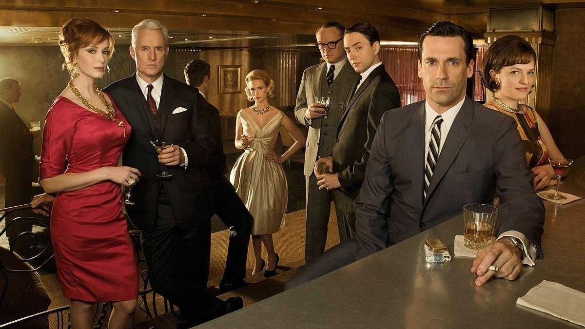 'Mad Men', 'Homeland' y 'X Files' entre los estrenos de Amazon Prime Video de julio